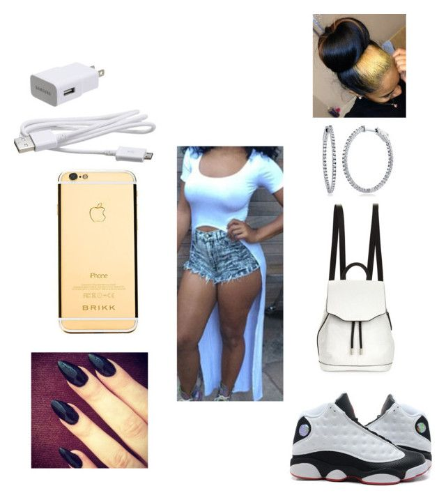 """""""ready for school"""" by krystal-polyvore ❤ liked on Polyvore featuring rag & bone, BERRICLE, Samsung and Identity"""