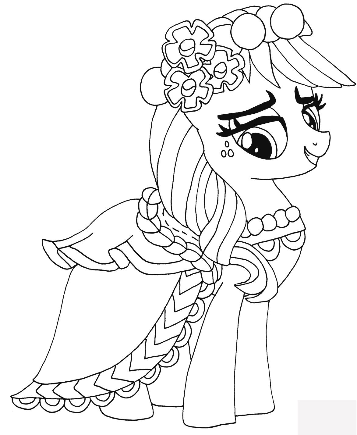 My Little Pony Malvorlagen Malvorlagen My Little Pony Einhorn My Little Pony Applejack My Little Pony Ausmalbilder
