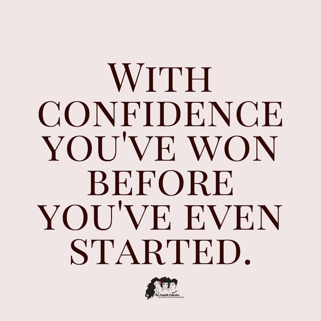 Heute Kann Es Regnen Stürmen Oder Schneien Text Six Practical Tips To Boost Your Confidence Confidence Quotes Inspiration Women Empowerment