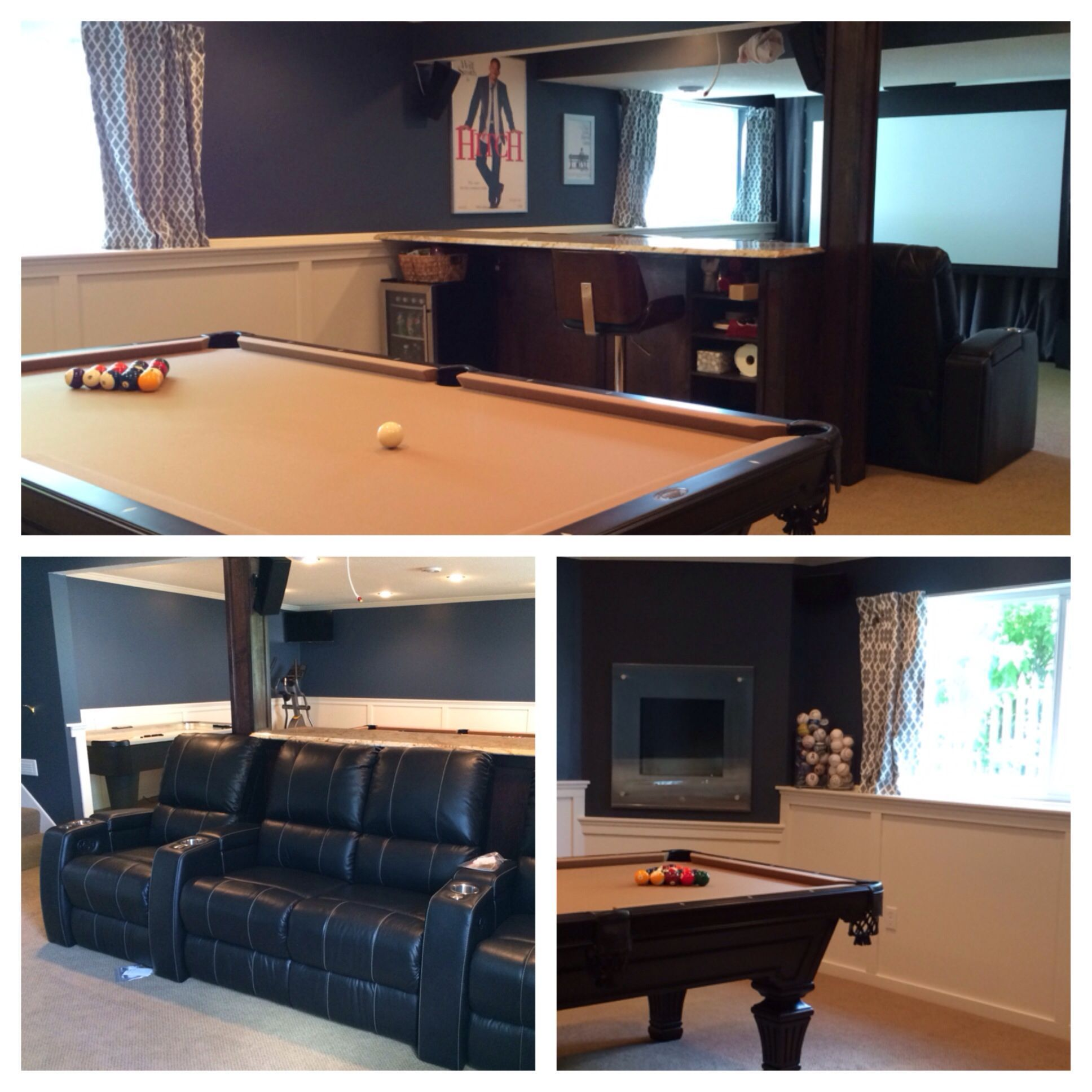 Luxury Man Cave Game Room Bar With Images: Perfect Setup For Small Basements