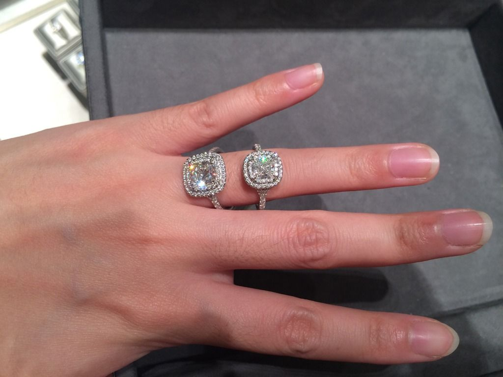 Please help re: Tiffany Soleste - PurseForum | Wedding Rings and ...