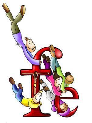 Fe Esperanza Y Caridad Son Las Tres Virtudes Teologales La Fe Nos Llena De Esperanza Y Nos Mueve A La Caridad Catolico Imagenes De Yemaya Dibujos