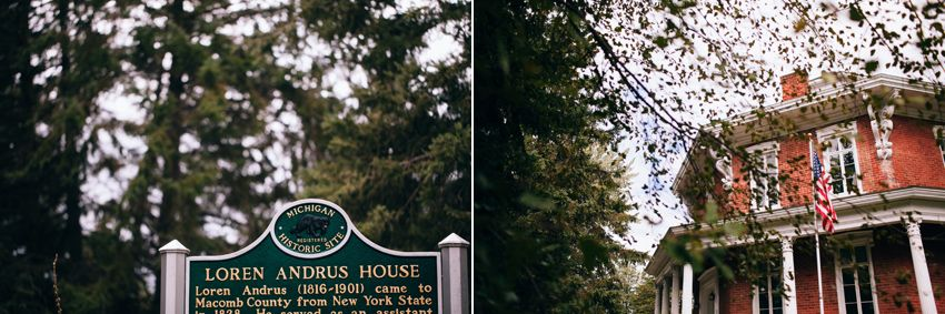 Friends of the Octagon House Wedding | Octagon house ...
