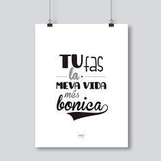 Frases Boniques En Catala Sobre La Vida Buscar Con Google Love