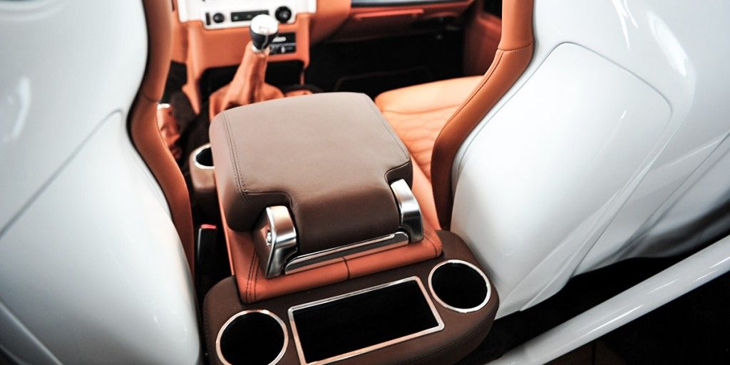 For The Land Rover Defender Startech Offers Exclusive Tuning Parts Wheels Interior Exterior