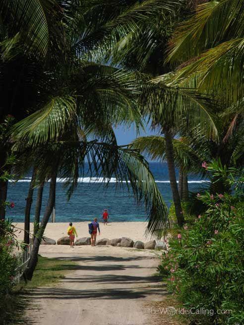 Nesbitt Beach, Nevis