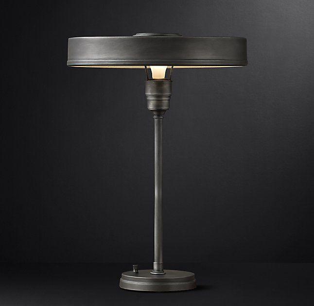 Emil Metal Table Lamp Metal Table Lamps Lamp Modern Table Lighting
