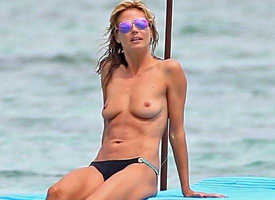 Heidi Klum Nude Celebrity Leaks The Fappening