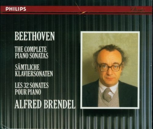 Alfred Brendel: Beethoven - The Complete Piano Sonatas