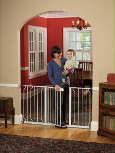 Regalo Baby Gate Extra Long Baby Gate Pinterest Baby Gates