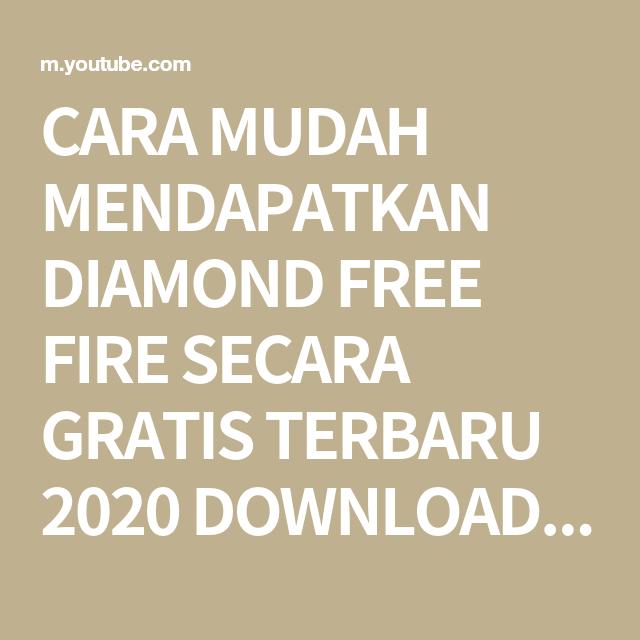 Cara Mudah Mendapatkan Diamond Free Fire Secara Gratis Terbaru 2020 Download Aplikasi Clipclaps Penghasil Diamond Free Fire Diamond Free Galaxy Wallpaper Free