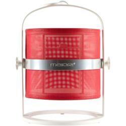 La Lampe Petite Led Solarlampe / kabellos - Gestell weiß - Maiori - Weiß,Rot Maiorimaiori #bluetoothtechnology