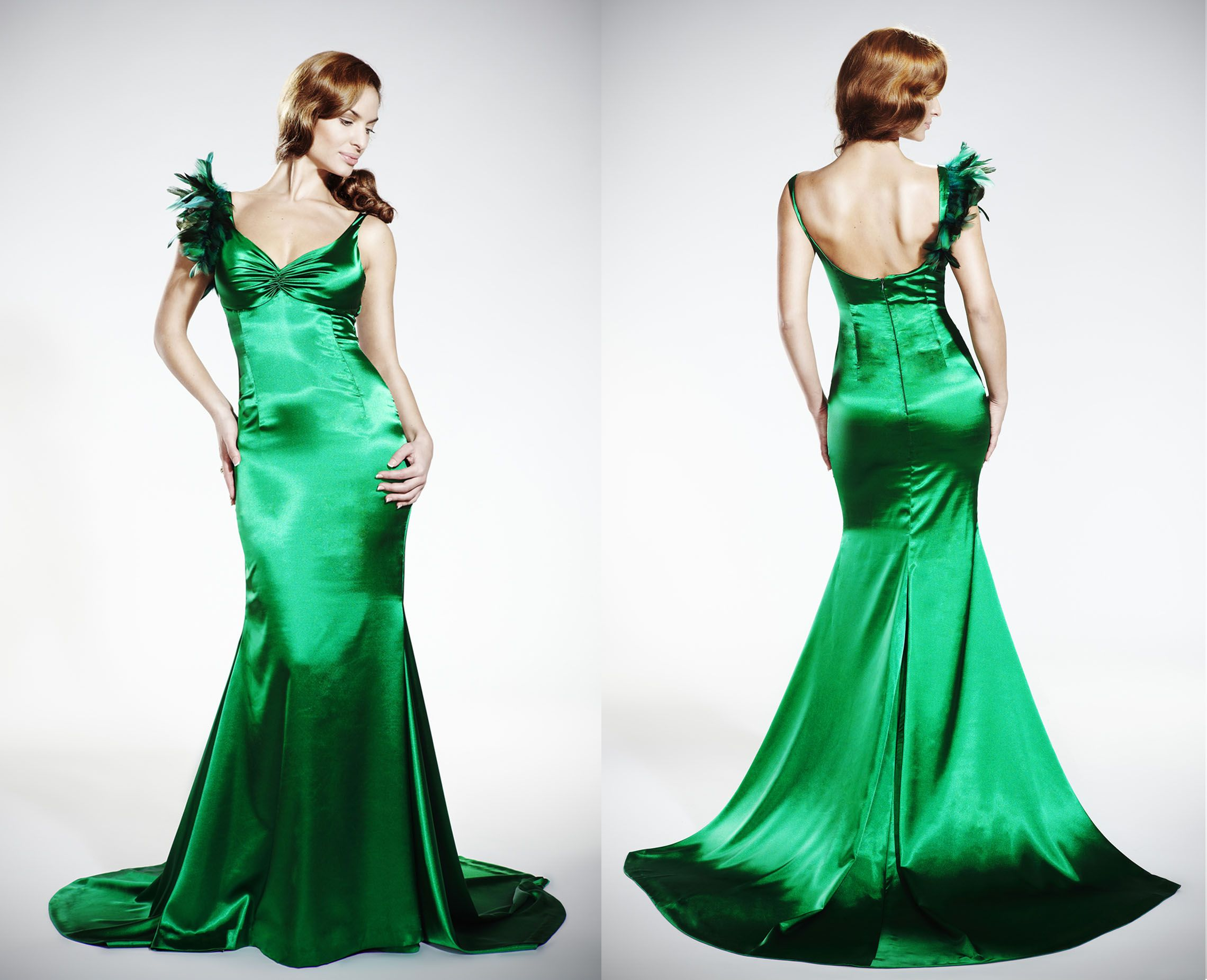 Verde Images Vestidos Color Verde Bandera Dresses
