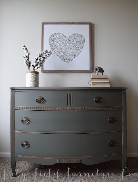 Sherwin Williams Gusseisen Kommode Farbe Von Country Chic Kreidefarbe Abgestimmt Furniture Colorful Furniture Furniture Makeover