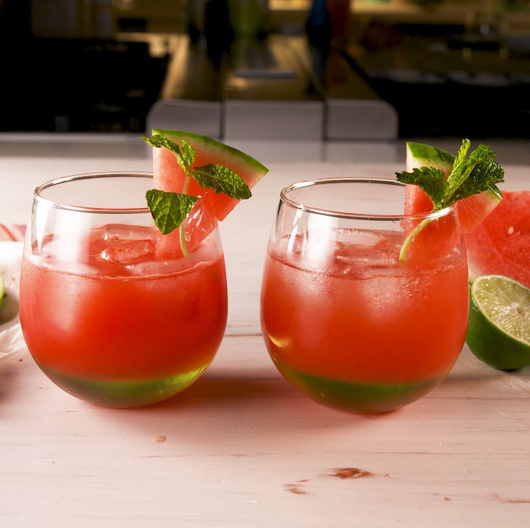Vodka Watermelon Coolers