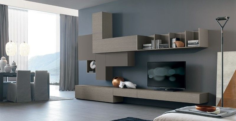 Collection Meuble Tomasella Design Italien Paris Pareti Grigie Arredamento Arredamento Salotto Idee