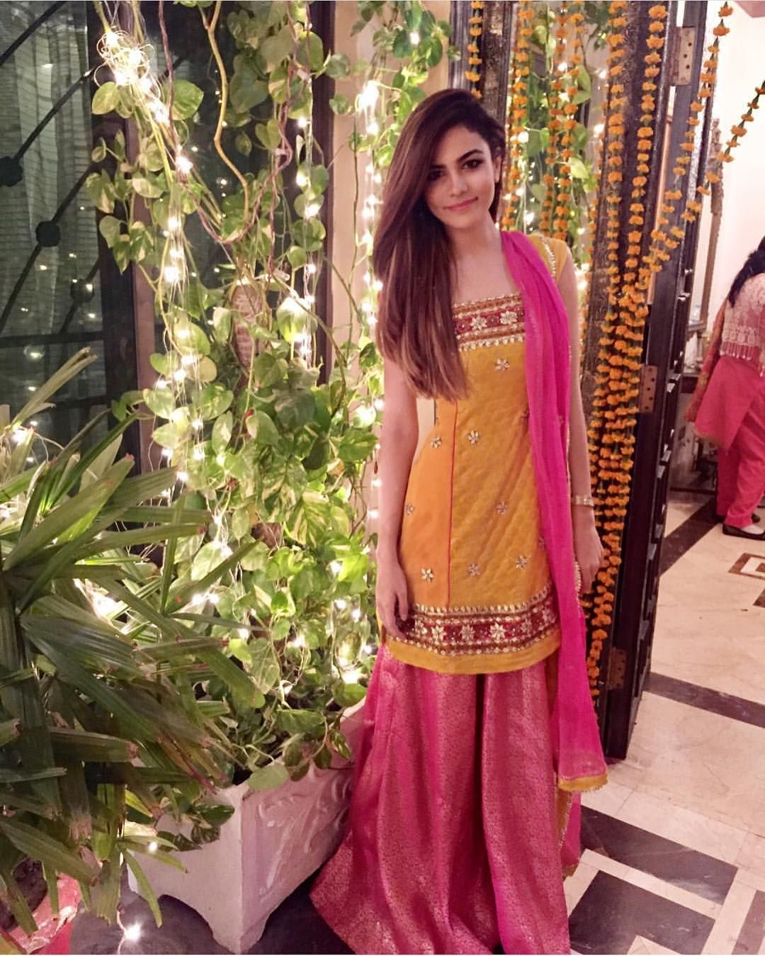 Pin by Chand Gee on Girl in 2019 | Pakistani dresses, Mehndi