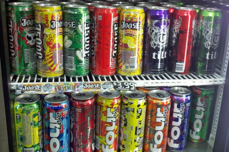 Joose, Tilt, & Four Loko (Miss the old Lokos tho) :(