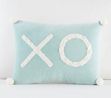 Xo Decorative Pillow In 2020 Kids Decorative Pillows