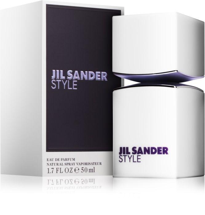 Jil Sander Styleeau De Parfum Holgyeknek With Images Parfum