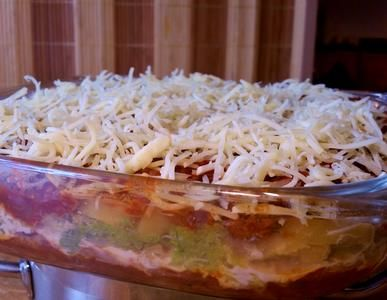 Photo of Savoy casserole with minced meat – recipe