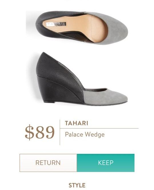 d4d1baa65ad3 TAHARI Palace Wedge from Stitch Fix. https   www.stitchfix.com