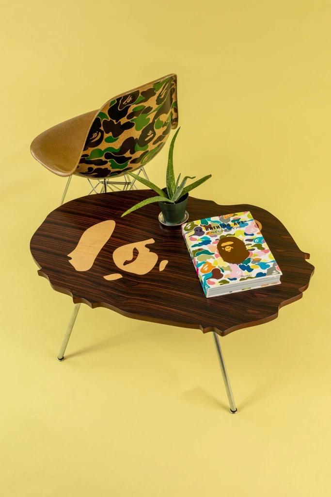 Harajuku Coffee Table Homeless Penthouse Room Inspiration Bedroom Bedroom Setup Modern Wall Art Canvas