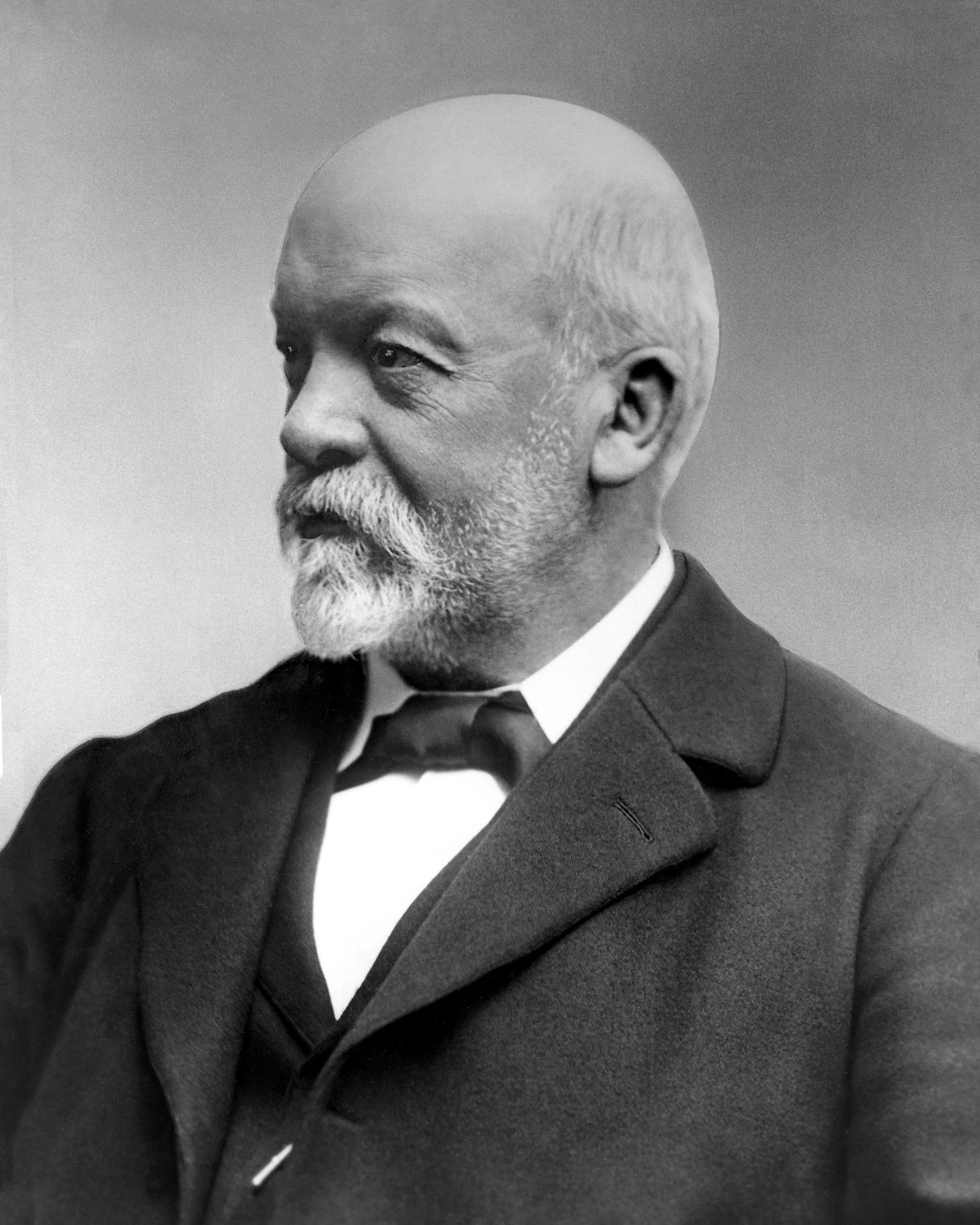 Gottlieb Daimler Deutscher Ingenieur Konstrukteur Und