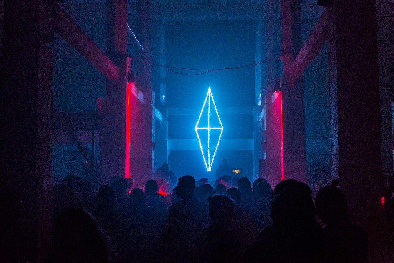 Gorda Kupatashvili Neon Wallpaper Neon Noir Neon