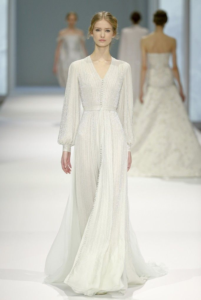 Ralph & Russo Couture Spring 2015 #fashion2015