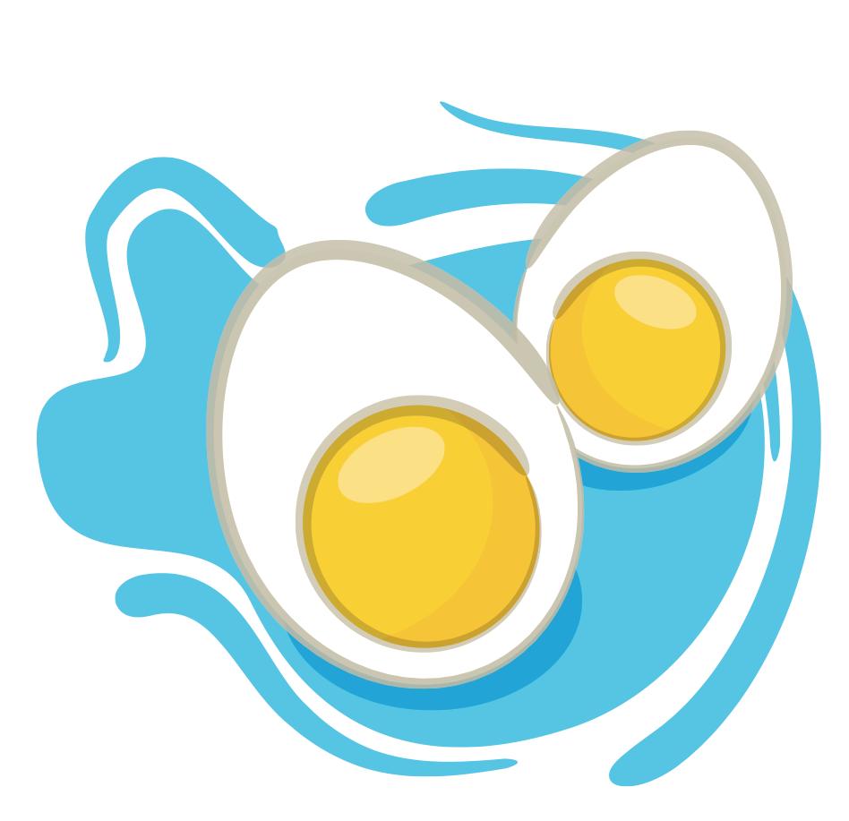 Huevos by Román Vélez