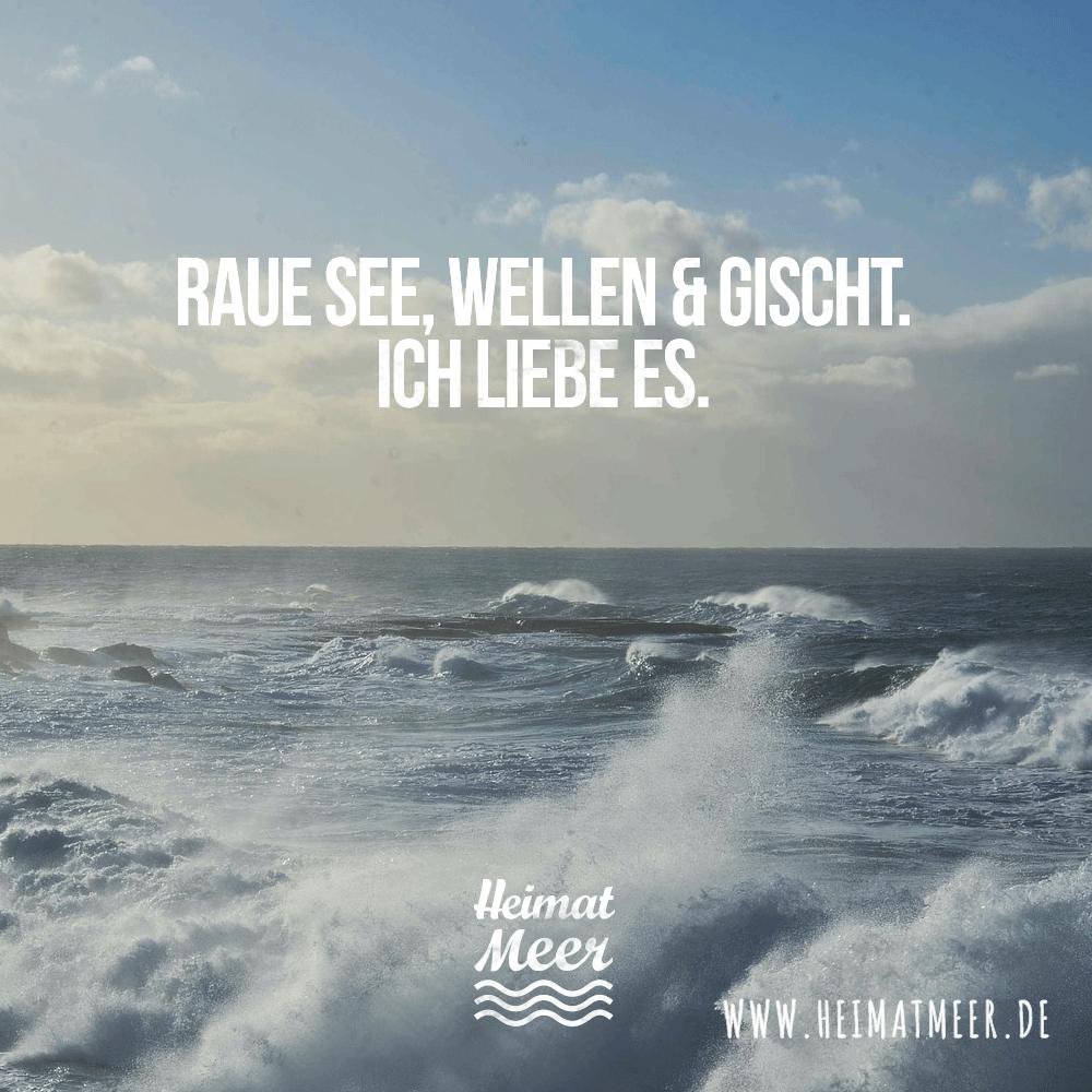 Das Meer Ist Aber Auch Immer Wieder Faszinierend Mee H R Spruche Urlaub Reisen Spruch Spruche