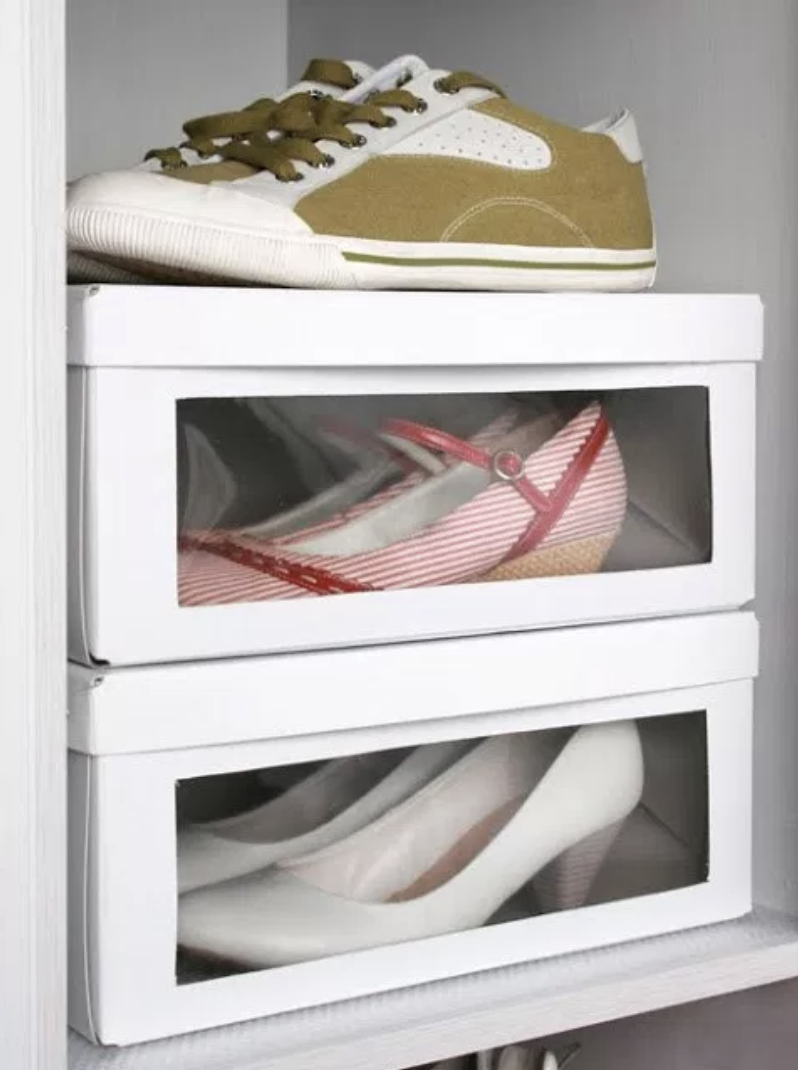 manualidades con cajas de zapatos