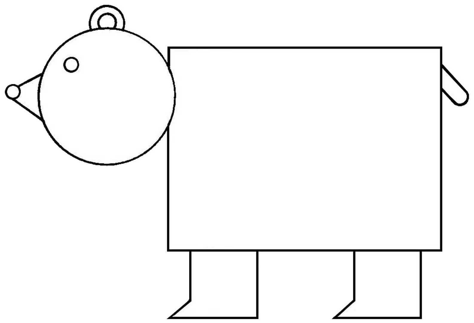 Drawings Of A Bear