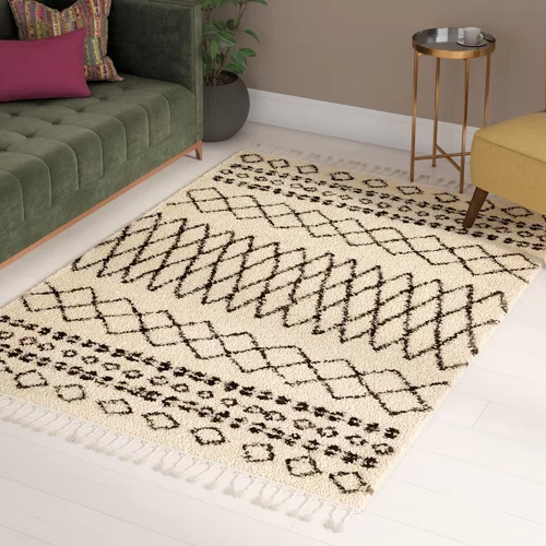 Best Calion Handmade Sh*G Cream Area Rug With Images Area 640 x 480