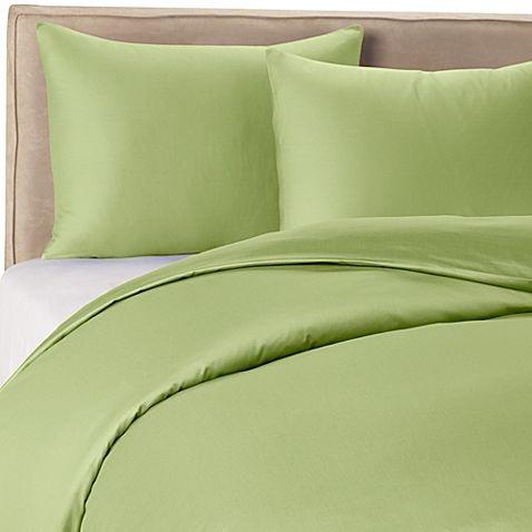 Wamsutta 400 Thread Count Solid Duvet Cover Set Duvet Cover Sets Solid Duvet Duvet Covers