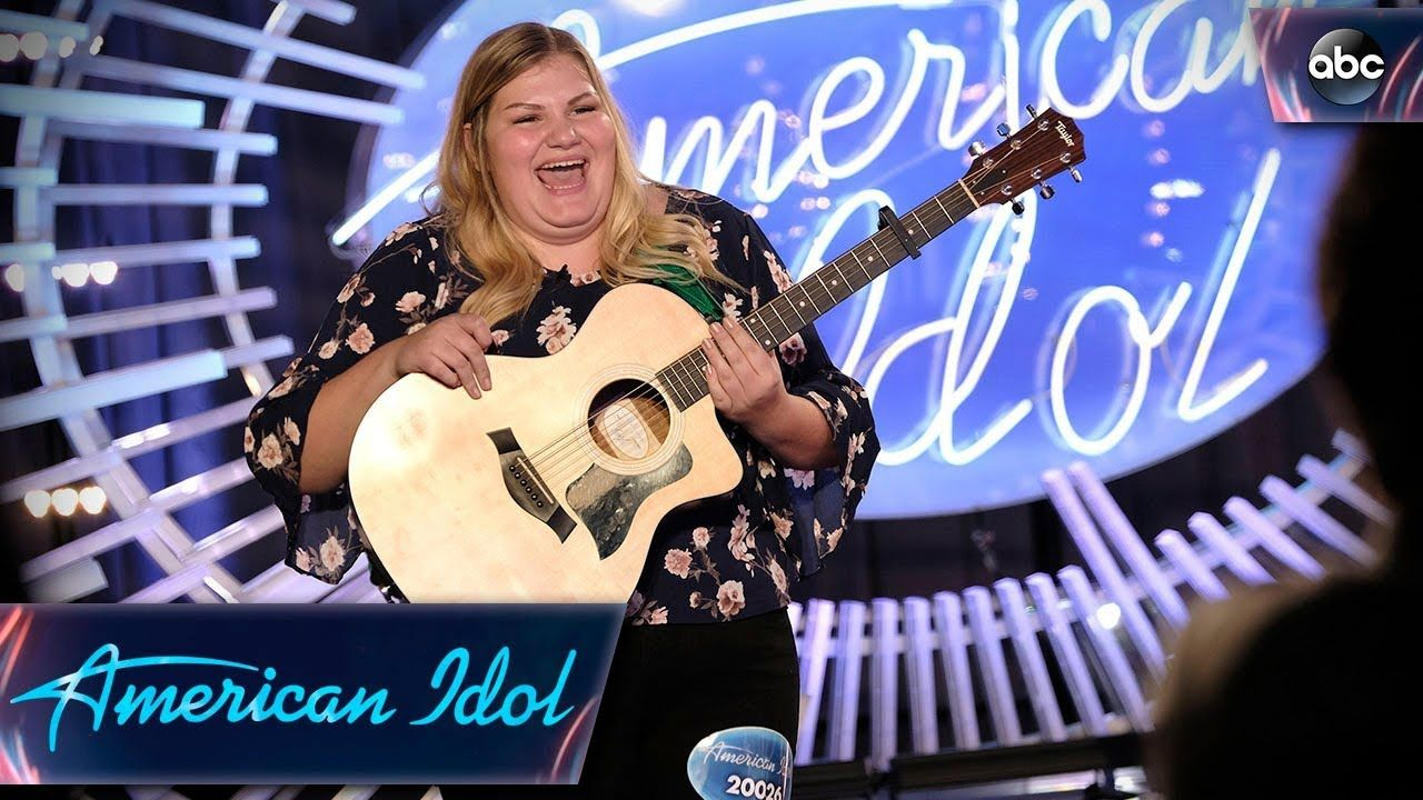 Maddie Zahm Brings Best Friend in for Her American Idol