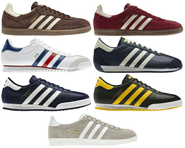 GREAT COLLECTION OF ADIDAS GAZELLE OG 8bdc97763
