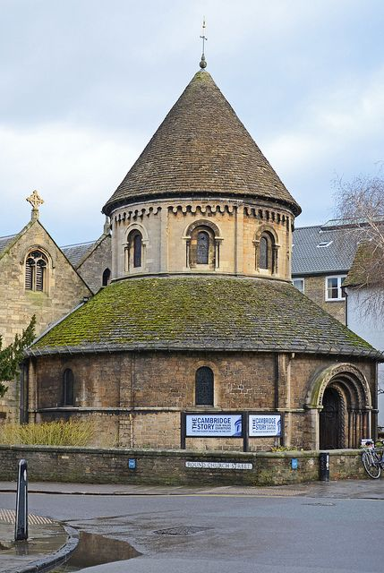 The Round Church. I can't see this place without thinking of afternoon tea with a dear friend in the upstairs room of a cafe across the road.