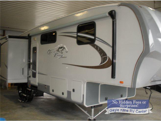 Used 2012 Open Range RV Roamer RF337RLS Fifth Wheel at Gayle Kline RV Center | Mountville, PA | #M1071A