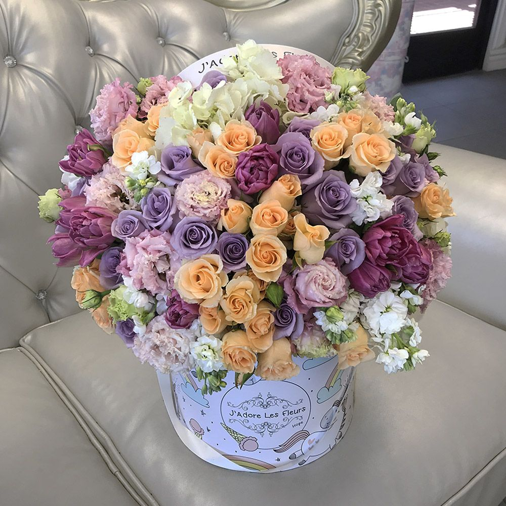 "JLF ""Hope"" Moonshine Flowers bouquet gift, Same day"