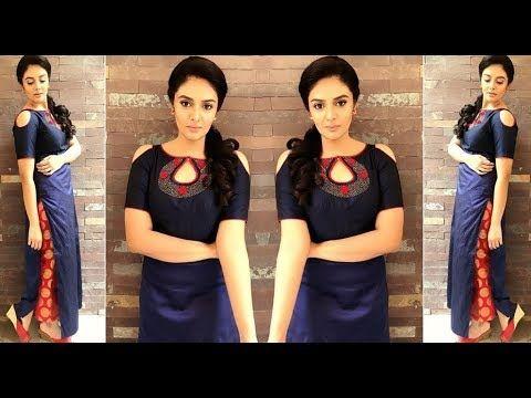 f8914a7d15 Top Beautiful Daily Wear College Kurti Designs (must watch girls) - YouTube