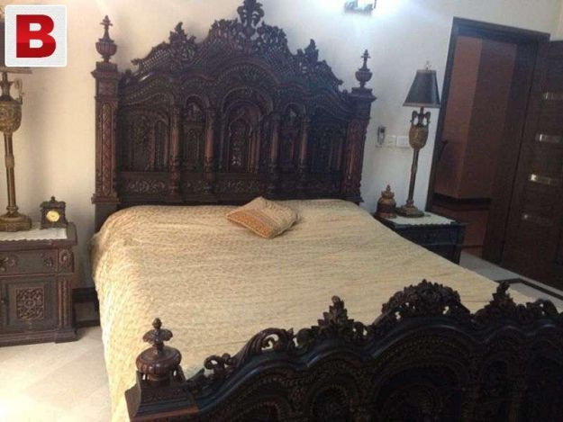 Pictures Of Chiniot Haveli Style Bed Bed Styling Bed Furniture