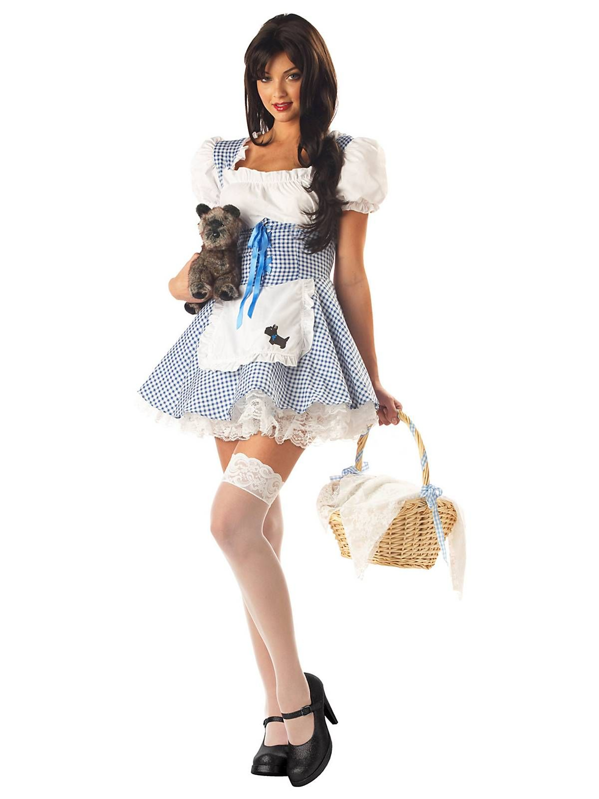 She\'s sweet, innocent, and just wants to go home. The costume ...