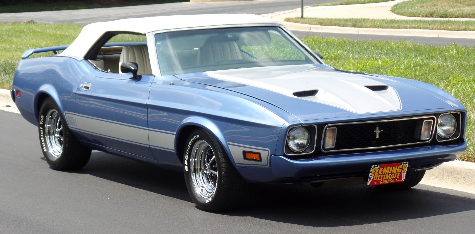 1973 Ford Mustang Mach 1 - Classic cars, Muscle Cars, Exotic cars ...