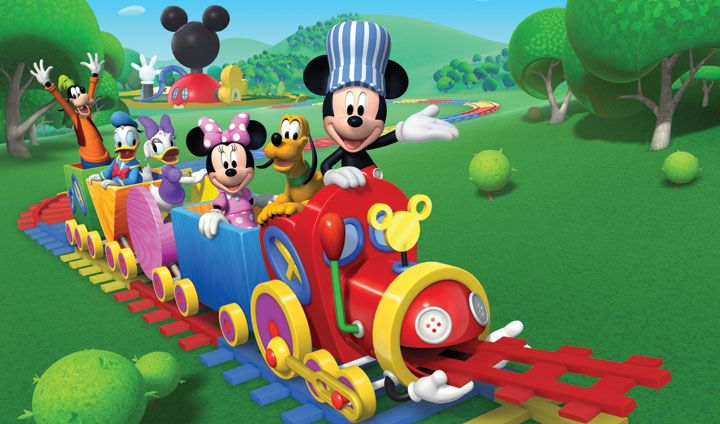 MickeyMouseClubhouse-S2-PS.jpg 720u00d7424 pixels : Craft ideas : Pinterest : Mickey mouse