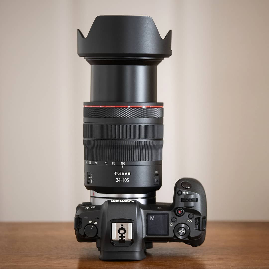 Camera Reviews Mirrorlessons On Instagram Do You Prefer All Purpose Zooms Such As The Canon Rf 24 105mm F 4 In This Picture Or Are You More Of A Prime Lens