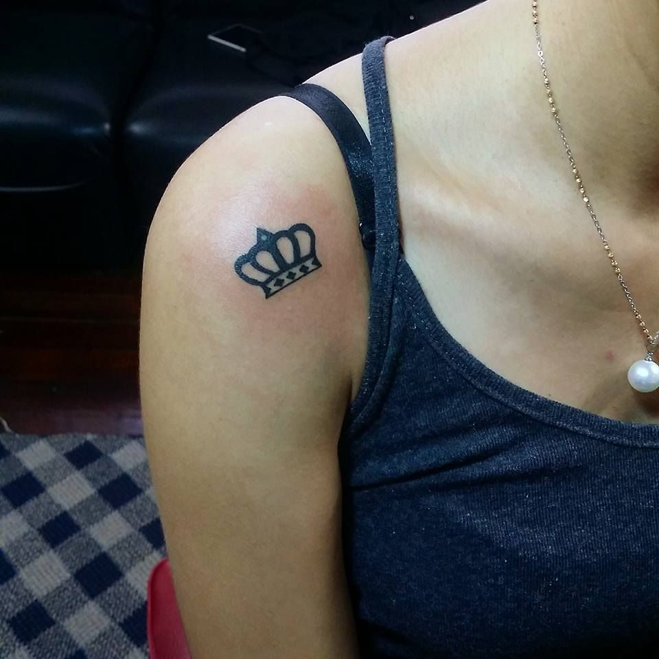 69 meaningful family tattoos designs mens craze -  Crown Tattoo Ideas Crown Tattoos For Couples Crown Tattoos For Guys Crown