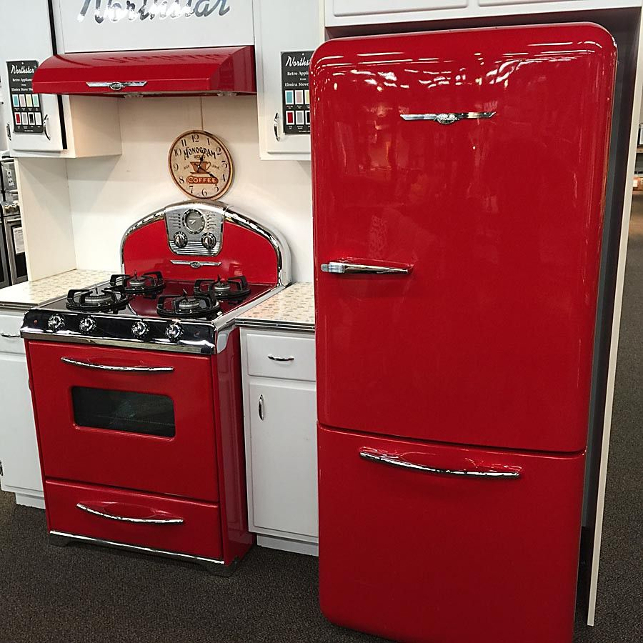 Comeaux furniture appliance carries retro styles Comeaux furniture