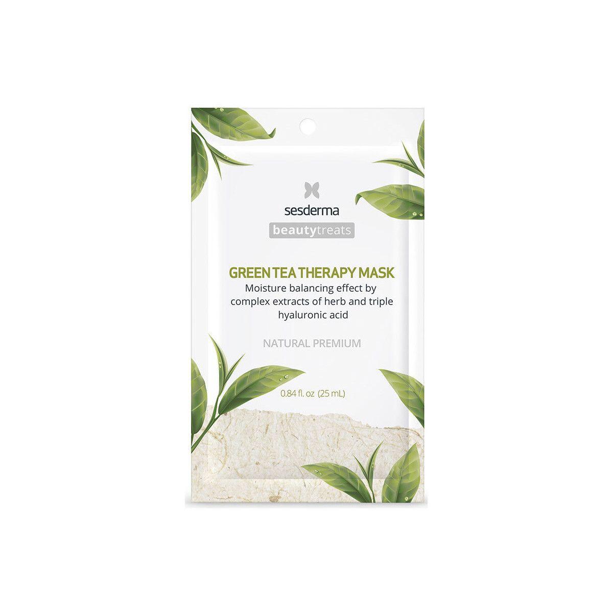 Photo of Sesderma Beauty Treats Green Tea Therapy Mask 25 ml Masks & scrubs (women)
